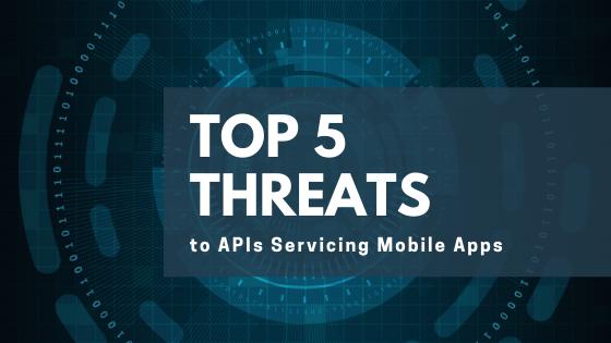 Top 5 threats