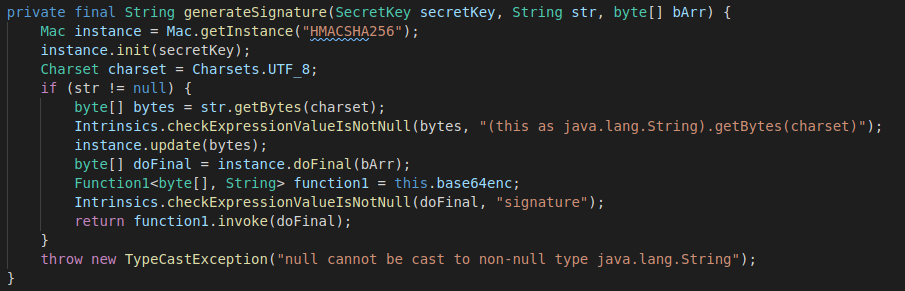json-signature